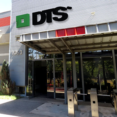 New facilities for DTS