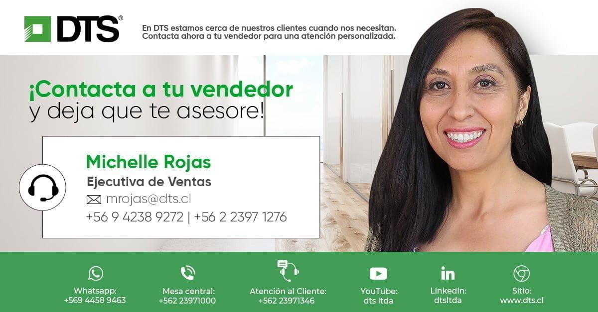 Michelle Rojas DTS