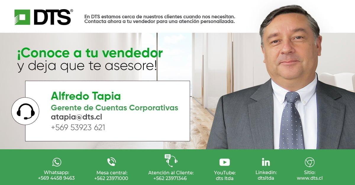 Alfredo Tapia DTS