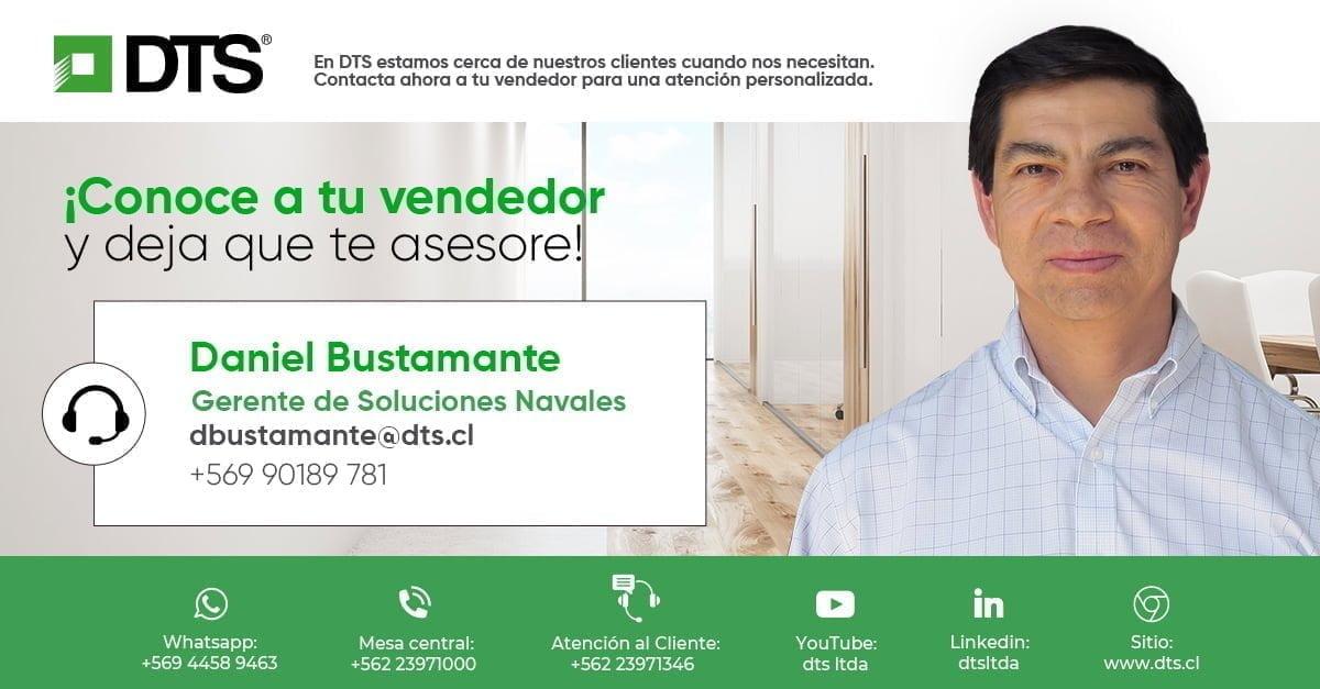 Daniel Bustamante DTS