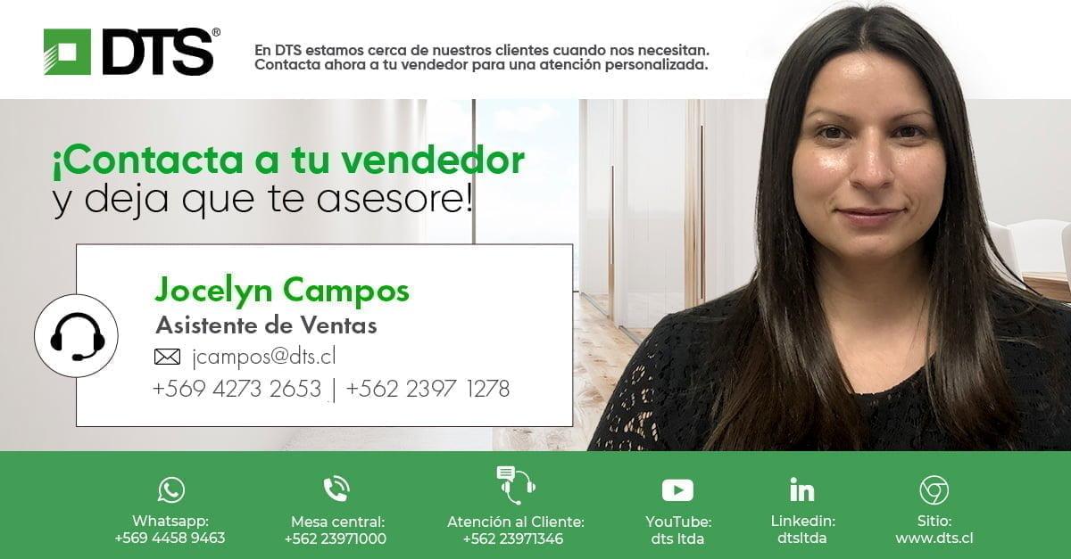 Jocelyn Campos DTS