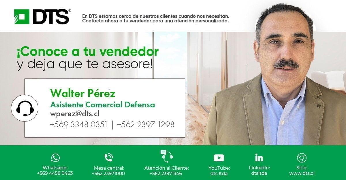 Walter Pérez DTS